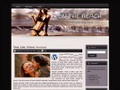 Thumbnail On The Beach Template Packages (Wordpress+Blogger+HTML)
